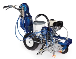 Graco LineLazer V 3900 HP Automatic - Airless Paint Line Striper 2-Automatic Guns - 17H453